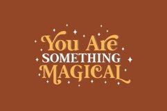 Magical Source - Stylish serif font Product Image 2