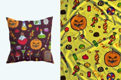 Halloween collection. Patterns, Elements, Posters Product Image 7