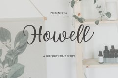 Howell Script Product Image 1