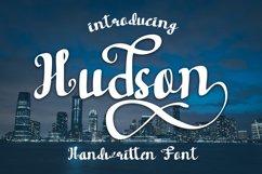 Hudson Handwritten font Product Image 1