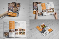 Food Menu Restaurant Brochure Bundle Product Image 2