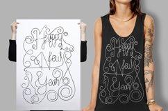 Fantasia Monoline Calligraphy And Bonus Product Image 4