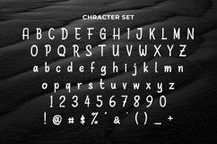 Web Font Volmuse Product Image 4