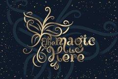 Magic Garden Font & Graphics Product Image 2