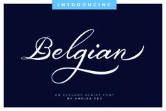 Belgian Signature Product Image 1