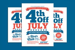 4th Of July Flyer Product Image 1