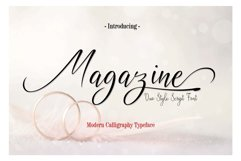 Magazine Product Image 1
