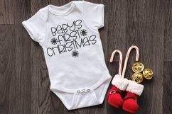 Joyful Christmas- A Hand-Lettered Christmas Font Product Image 3