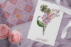 Victorian watercolor style Product Image 3