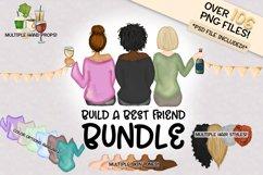 Build a Best Friend Bundle   Character Builder   Girlfriends Product Image 3
