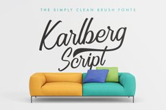Karlberg Script Product Image 1