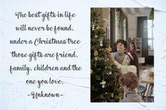Hello Christmas - Sweet & Beautiful Script Font Product Image 5