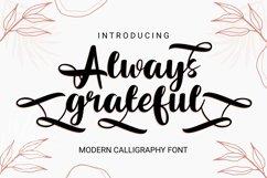 Always Grateful Product Image 1