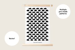 Monochrome Patterns Product Image 3