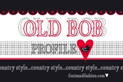 OLD BOB FAMILY Product Image 5
