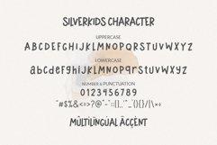 Silverkids - A Fun Handwritten Font Product Image 6