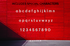 ANASTASIA, A modern typeface Product Image 6