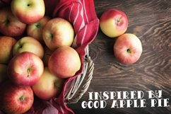 Apple Wine - A Hand Lettered Font Duo With Outline & Filled Product Image 2