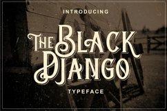 Black Django Product Image 1