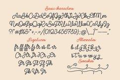 Shoelaces font Product Image 5