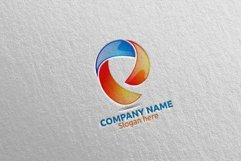 Letter P Logo Design 17 Product Image 3