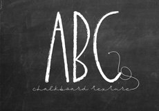 Chalkful - A Handmade Chalk Font Product Image 2