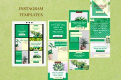 Instagram Post Template- Blogger Product Image 2