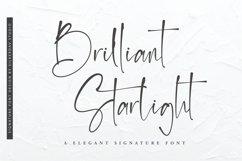 Brilliant Starlight - Elegant Signature Font Product Image 1