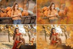 30 Autumn Painted Photo Overlays Product Image 2