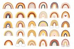 Rainbow | Rainbow png | Rainbow eps | Bundle Product Image 2