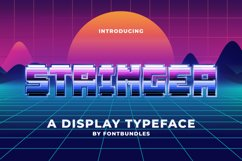 Stringer Product Image 1
