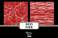 Red Fire - 10 Digital Papers/Backgrounds Product Image 2