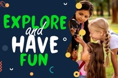 Hellobay Fun Children Typeface Product Image 6