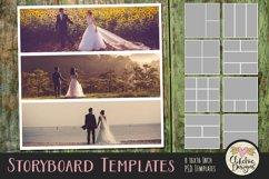 Storyboard Layered Photoshop Photo Templates & Tutorial Product Image 4
