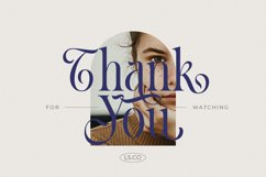 APPEARS - Display Serif Product Image 6