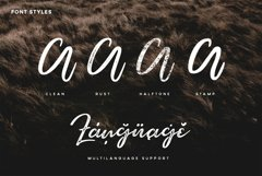 Brave Youth Script Typeface Product Image 5