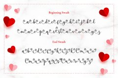 Heart Breath - Lovely Valentine Font Product Image 4