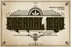 Eternal Ego Blackletter Font Product Image 1