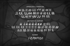 Web Font Graffiti Gangsta Font Product Image 4