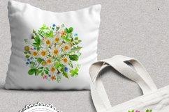 Watercolor Bouquet clipart Product Image 6