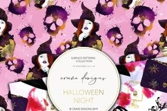 Halloween Night Patterns Product Image 2