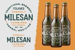 Folkner - Vintage Typeface Product Image 2