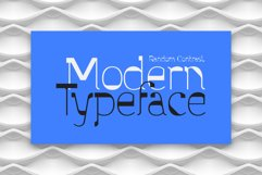 Parallax font and graphics Product Image 2