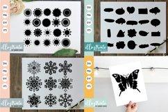 HUGE SVG Graphics Bundle - illustration SVG Cut Files Product Image 5