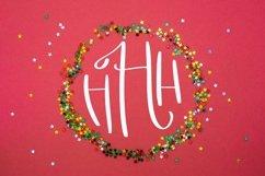 Web Font Three Letters - Monogram Font Product Image 5