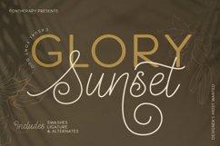 Glory Sunset Luxury Font Duo Product Image 1