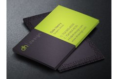 Designer Business Card Template Product Image 2
