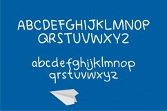 Learn to Fly - Fun Cartoon Font Product Image 6