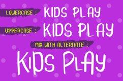 Candy - Kids Font & Pattern Product Image 2