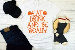 Booyah - A Hand-Lettered Halloween Font Product Image 2